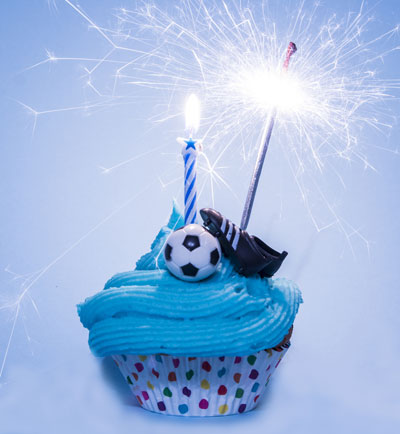 kids birthday party sports 07882
